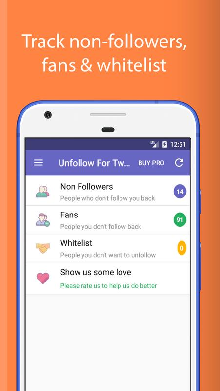 Unfollowers Plus Apk