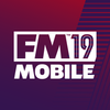 Football Manager 2019 Mobile أيقونة