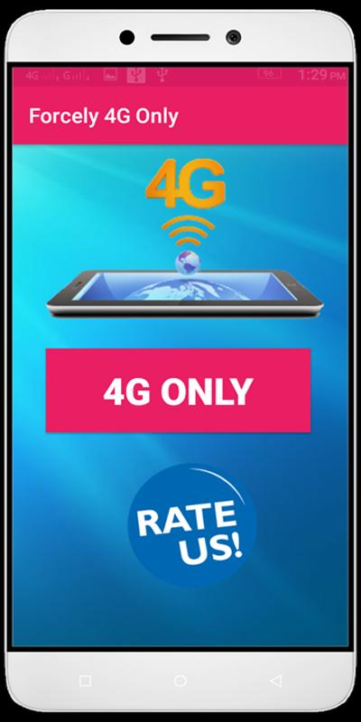Forcely 4G Only for Android - APK Download