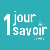 FORA 1 JOUR 1 SAVOIR icon
