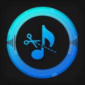 Ringtone Maker, Mp3 Cutter icon