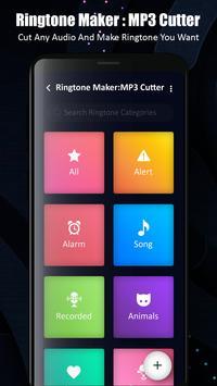 Ringtone Maker, Mp3 Cutter poster
