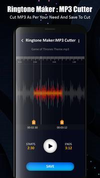 Ringtone Maker, Mp3 Cutter screenshot 2