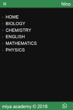 Miya Academy Form 4 screenshot 2
