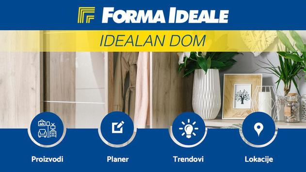 Forma Ideale poster