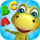 Kids Learn Animals & Letters - Shape and Phonics icon