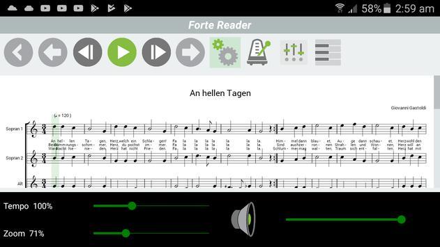 Forte Sheet Music Reader screenshot 4
