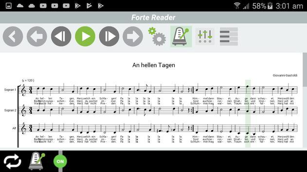 Forte Sheet Music Reader screenshot 7