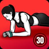 Plank Workout icon