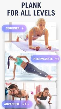 Plank Workout poster