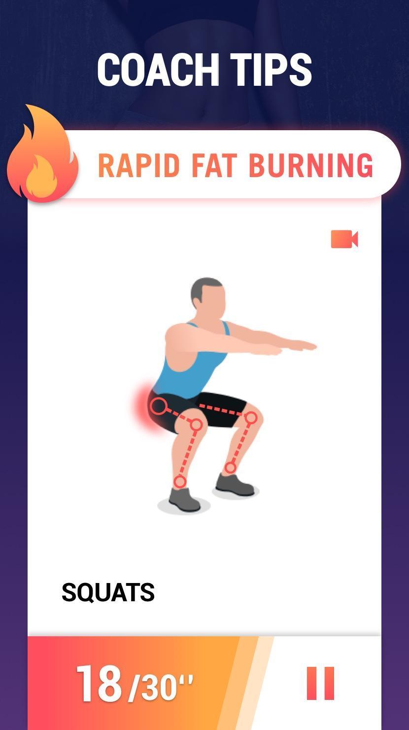 burly fat burner app)