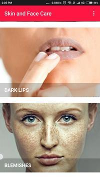 Skin and Face Care screenshot 4