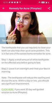 Skin and Face Care screenshot 5