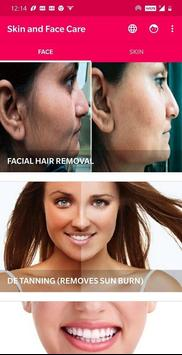 Skin and Face Care screenshot 1