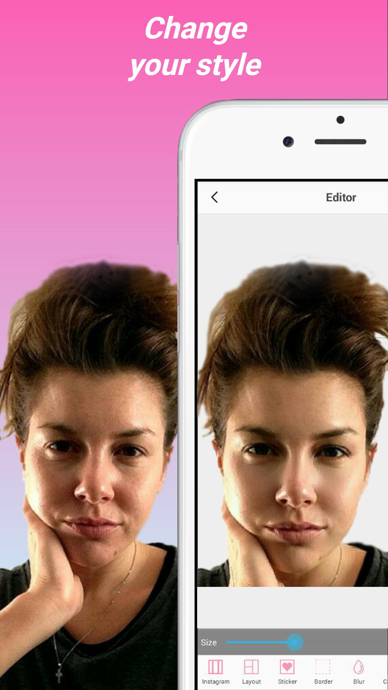 Face Changer Photo Gender Editor for Android - APK Download