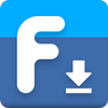 Icona Video Downloader for Facebook Video Downloader