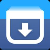 Video Downloader for Facebook Video Downloader icon