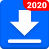 Video Downloader for Facebook - 免费快速下载或转发脸书的高清视频 图标