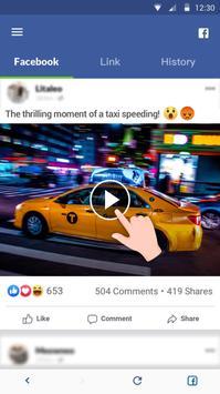 Video Downloader for Facebook Video Downloader screenshot 1