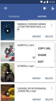 Video Downloader for Facebook Video Downloader screenshot 3
