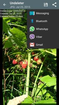 Undeleter screenshot 3