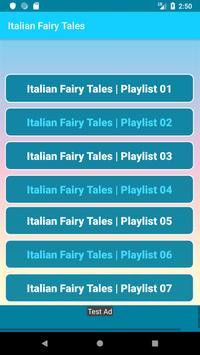 Italian Fairy Tales (Più popolare Fiabe italiane) screenshot 1