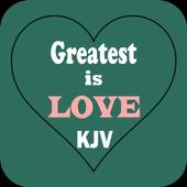 Faith-Hope-Love-Fear wallpapers in KJV-free icon