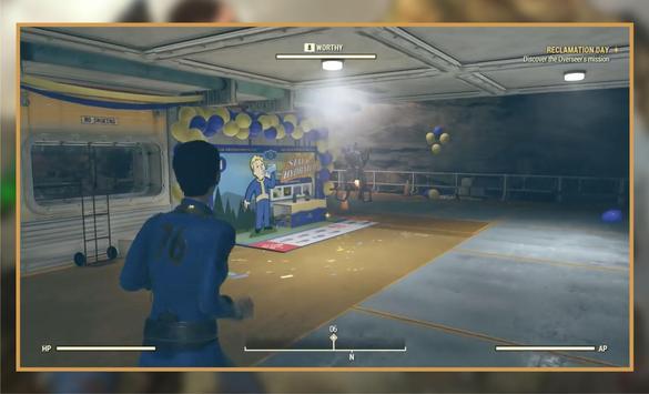 FO76 Map - Fallout 76 gameplay Guide screenshot 1