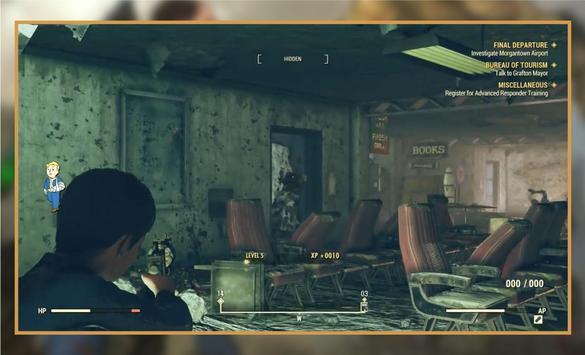 FO76 Map - Fallout 76 gameplay Guide screenshot 2