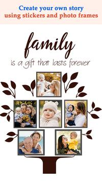 Family Tree Photo Collage Maker screenshot 7