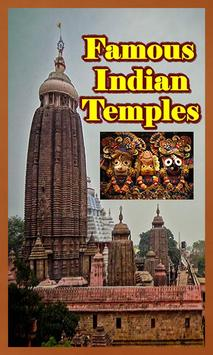 Famous Indian Temples poster