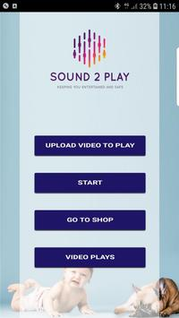 Sound2Play screenshot 1