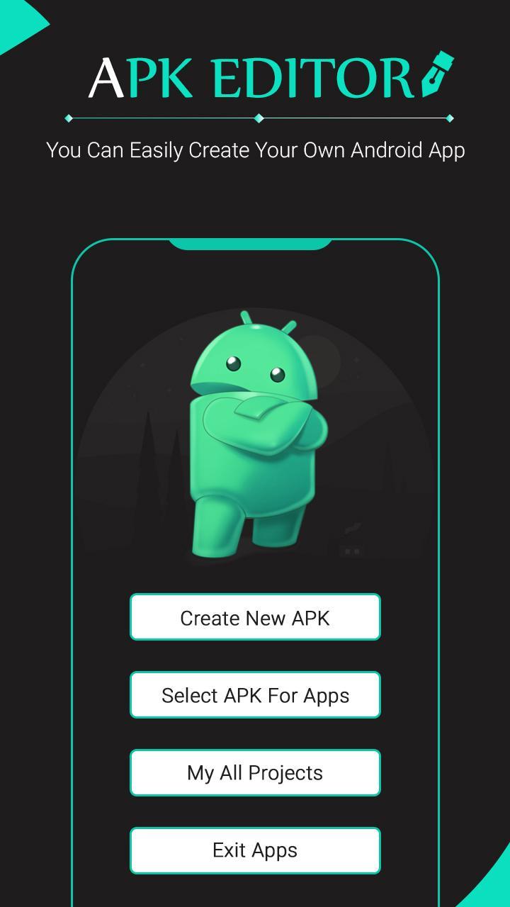 Apk android select for Debug pre