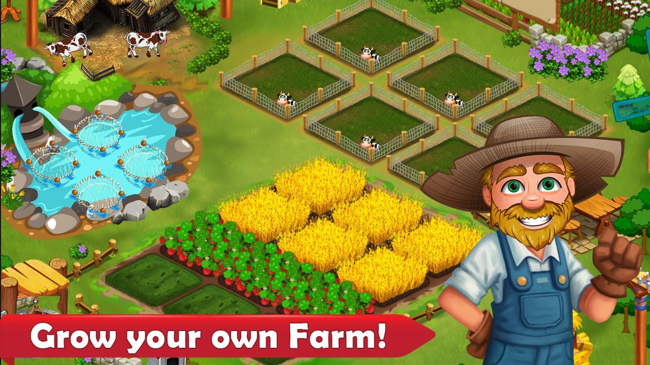 Real Village Offline Farmers Mobile Farming Games For Android Apk Download
