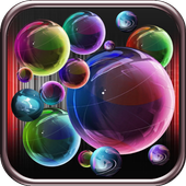 Magic Bubbles Live Wallpaper icon