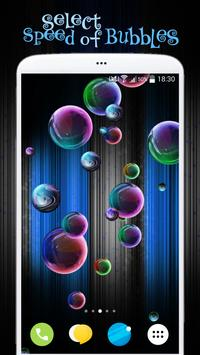 Magic Bubbles Live Wallpaper screenshot 4