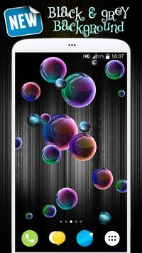 Magic Bubbles Live Wallpaper screenshot 2