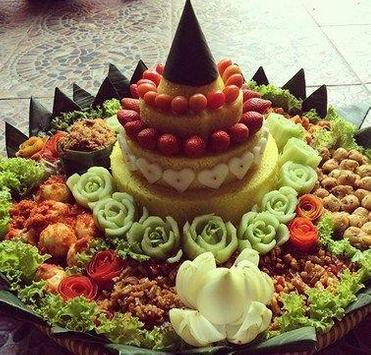 Creative Rice Tumpeng screenshot 3