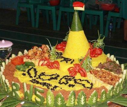 Creative Rice Tumpeng screenshot 4