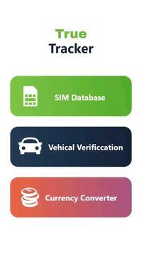 True Tracker – Mobile & Domicile Tracking System poster