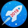 액셀러레이터 및 옵티 마이저 2019 아이콘