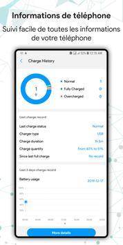 Économiseur de Batterie - Nettoyage, Charge rapide capture d'écran 5