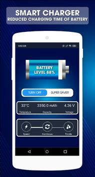 Hyro Fast  Charging, Fast battery charger screenshot 1