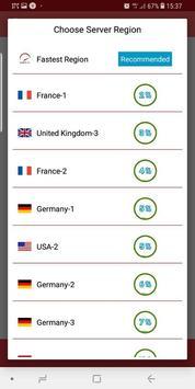 Fastest VPN screenshot 2