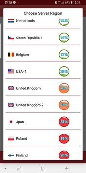 Fastest VPN screenshot 3