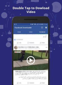 Active Video Downloader for Facebook poster