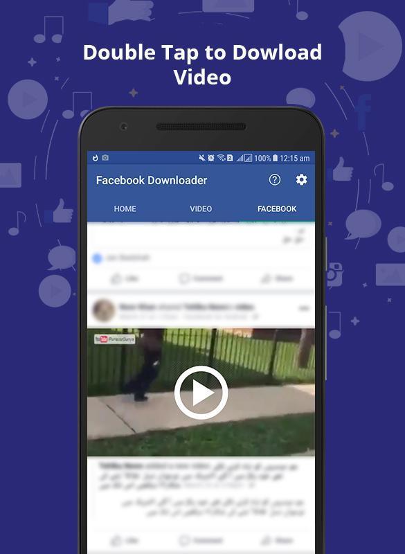 facebook video downloader apk for iphone