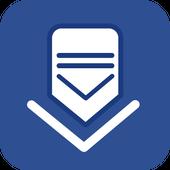 Video Downloader for Facebook ikona