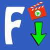 Video Downloader voor Facebook-icoon