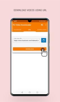 FastVid: Video Downloader for Facebook poster